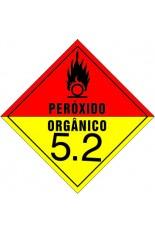 Subclasse 5.2 / Peróxidos orgânicos - 30 x 30 cm